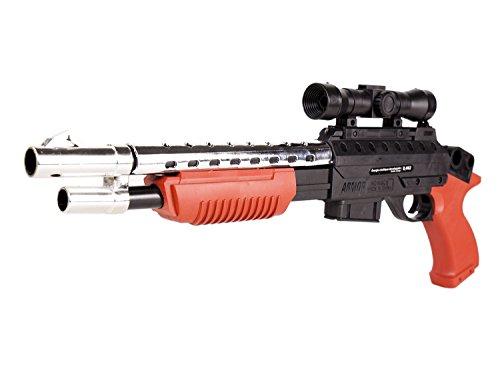 Nick and Ben Airsoft Softair Waffe Shotgun Gewehr Pumpgun