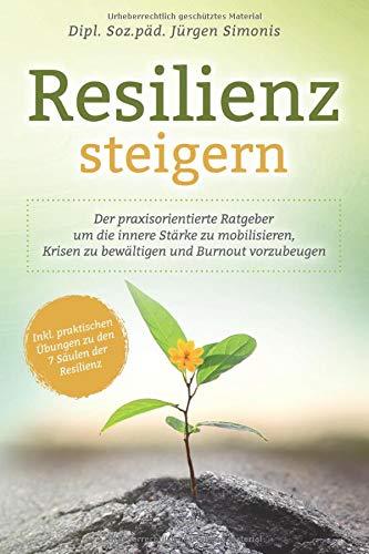 Resilienz steigern: Der praxisorientierte Ratgeber um die innere Stärke zu mobilisieren, Krisen zu bewältigen und Burnout vorzubeugen | Inkl. praktischen Übungen zu den 7 Säulen der Resilienz