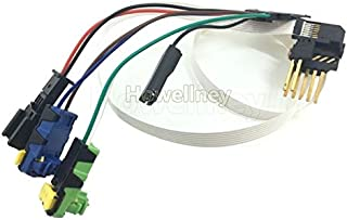 Conbination Contact Switch Repair Wire Cable Assy 8200216459 8200216465 8200216454 8200216462 For Renault Megane II 3 5 Break (Cable Only)