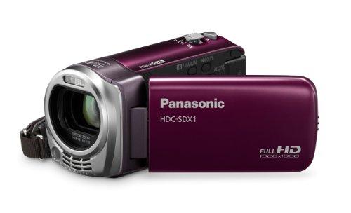 Panasonic Videocamera Hdc-Sdx1 Fhd Compatta