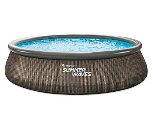 Best Summer Waves Pool Reviews - ​Summer Waves 16′ x 42″ Quick Set Pool