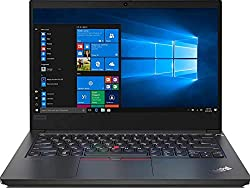 Lenovo ThinkPad E14 Intel Core i3 10th Gen 14-inch Full HD IPS Thin and Light Laptop (4GB RAM/ 256GB SSD/Windows 10 Home/Microsoft Office Home & Student 2019/ Black/ 1.77 kg), 20RAS1GP00,Lenovo,20RAS1GP00