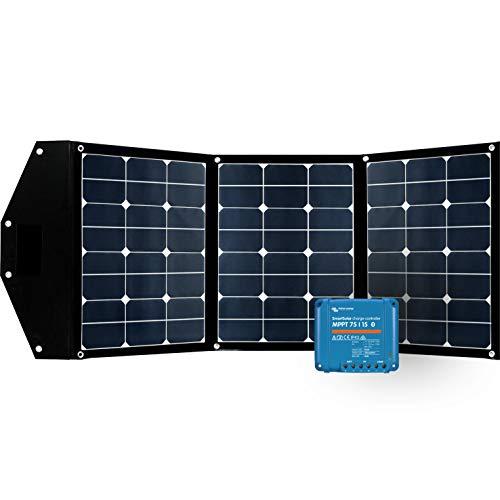 Offgridtec® FSP-2 120W 36V Kit MPPT 15A Ultra faltbares Solarmodul für 24V Batterieladung