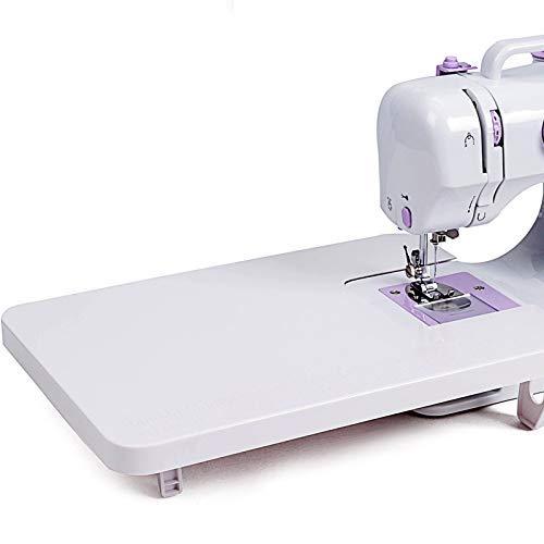 Domeilleur Mini Tablero de extensión de Escritorio de la máquina de Coser de la Estructura sólida del hogar de la Tabla de extensión de la máquina de Coser