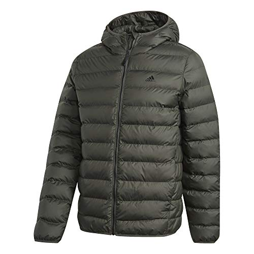 adidas Syn Fill HD JKT Blouson Homme, Legear/Noir, FR : M (Taille Fabricant : M)