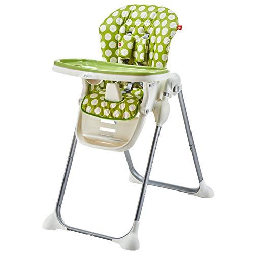 Chaise pour enfants pliable chaise bébé table à manger enfants multifonctionsB