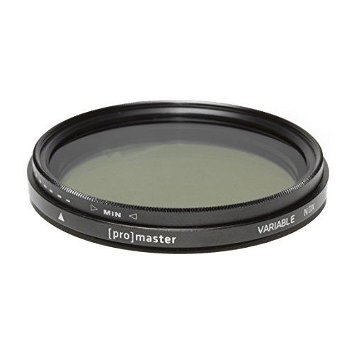 ProMaster 82mm Digital HGX Variable Neutral Density Filter (9357)