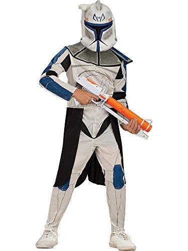 di Rubie ufficiale Disney Star Wars Clone Trooper Rex, bambini Costume - Piccolo
