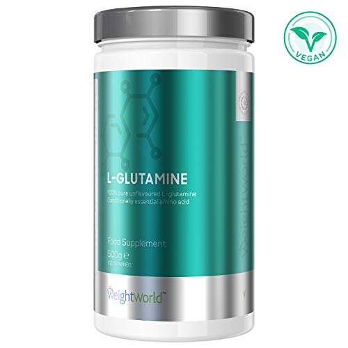 L-GLUTAMINE - Poudre 100% Pure- Acide Aminé...