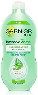 Garnier Daily Body Lotion - Moisturising Aloe Vera Normal Skin 250ml-Pack Of 2