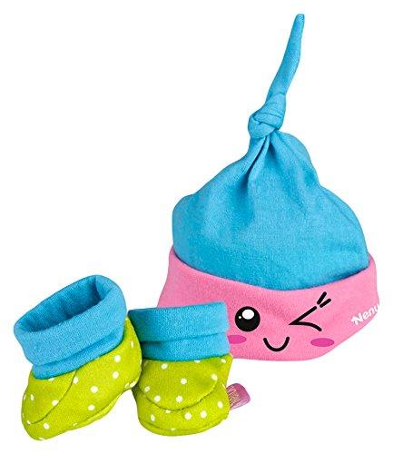Nenuco–Sandalen Stiefeletten und Hut