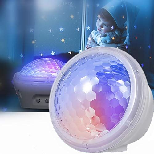 Star Projector Night Light with 4 Modes and Timer Setting USB Star Projector, LED Star Light Projector for Bedroom, Gifts for Kids, Adults, Birthday, Decoration