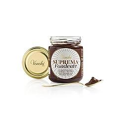 Idea Regalo - Venchi Crema Spalmabile al Cioccolato Suprema Fondente 250g