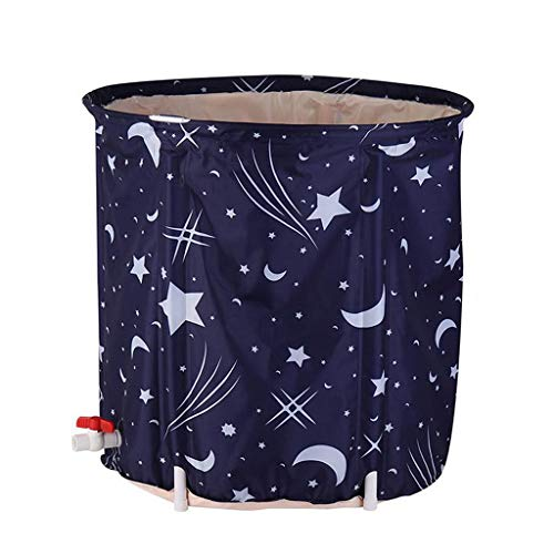 Folding Bath Barrel Afneembare Bad Adult Household Full Body Sweat Box Bath Barrel