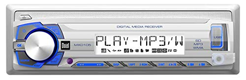 Dual MXD105 Marine Digital Media Receiver