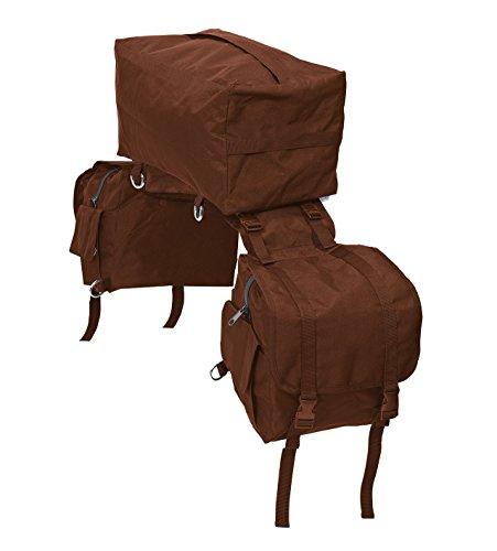 Packtasche 3-in-1, STANDARD, d-braun
