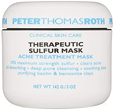 Therapeutic Sulfur Acne Treatment