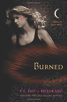 Hardcover Burned Book