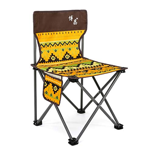 carol -1 Campingstuhl Faltbar Klappbar mit Hoher Rückenlehne Tragbar Stuhl Camping Stuhl Faltstuhl Strandstuhl Angelstuhl Klapphocker mit Getränkehalter, Outdoor Stuhl