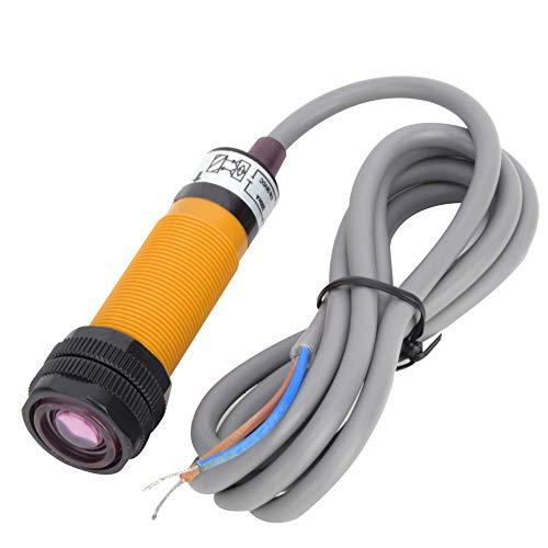 Interruptor fotoeléctrico de haz pasante, interruptor fotoeléctrico conveniente compacto y engrosado, uso profesional para interruptor de proximidad Interruptor fotoeléctrico de uso general