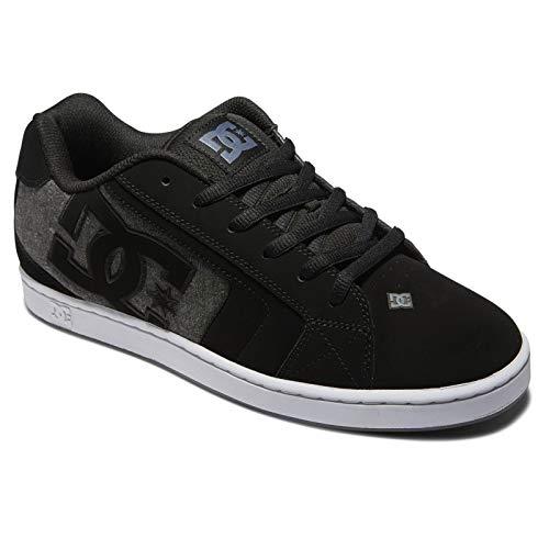 DC Herren NET Skate-Schuh, Black Armor Weiß, 45 EU