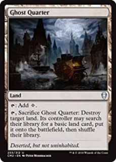Ghost Quarter - Commander Anthology Vol. II