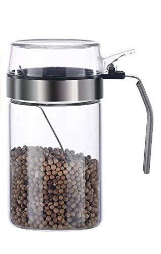 調味料ボトル 砂糖容器 砂糖塩容器 スパイスボトル 調味料容器 耐熱ガラス 調味料瓶 調味料容器 450ml