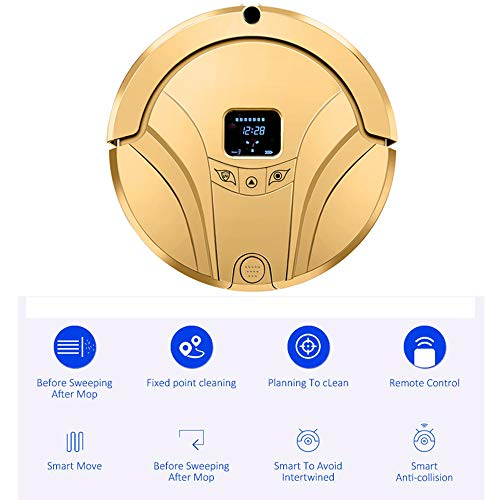 Why Should You Buy MCJL Robot Vacuum, 3000Pa Strong Suction, 13 ft Boundary Strips Included, Quiet, ...