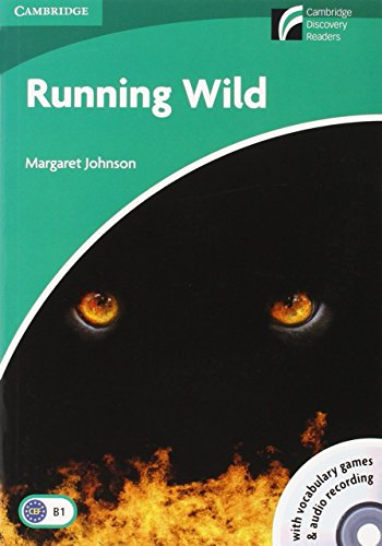 CDR3: Running Wild Level 3 Lower-intermediate Book with CD-ROM and Audio CDs (2) Pack (Cambridge Discovery Readers)