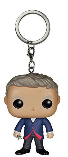 Funko 4995 DOCTOR WHO 4995 Pocket POP 12th Doctor Keychain
