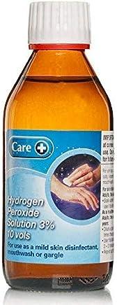 Care Hydrogen Peroxide Solution 3% 10 Vols Multi Packs (2 bottles)