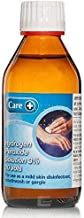 Care Hydrogen Peroxide Solution 3% 10 Vols Multi Packs (2 bottles)