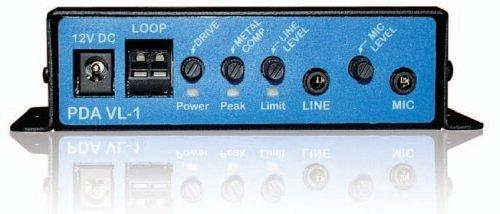 tc194- 12V Vehículo Amplificador de bucle de Inducción Kit svl1/B1con adaptador de encendedor de cigarrillos