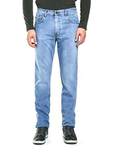 Carrera Jeans - Jeans para Hombre, Estilo Denim, Tejido Extensible ES 48