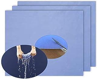 【3枚セット】驚異の超吸収力!マジッククロス 掃除 洗車 食器 シンク周り 窓の結露の拭き取りに クロス キッチン 台所 水 拭く 窓 拭き掃除 きれい サッシ 洗面所 車 ふきとり