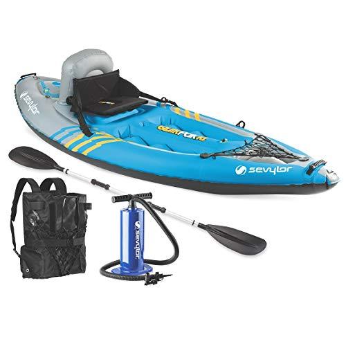 Sevylor Quikpak K1 One Person Kayak -  2000014137