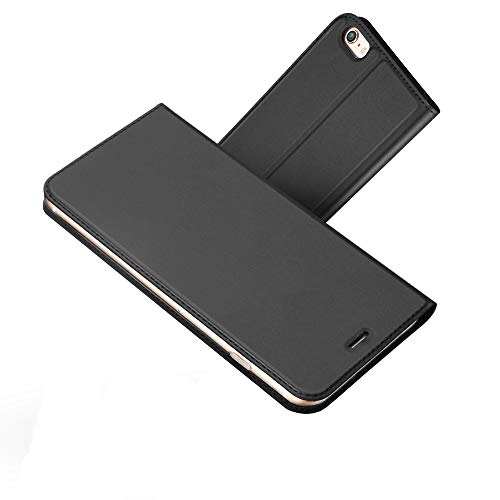 Custodia a Libro Original per iPhone 6S/6 plus Nera