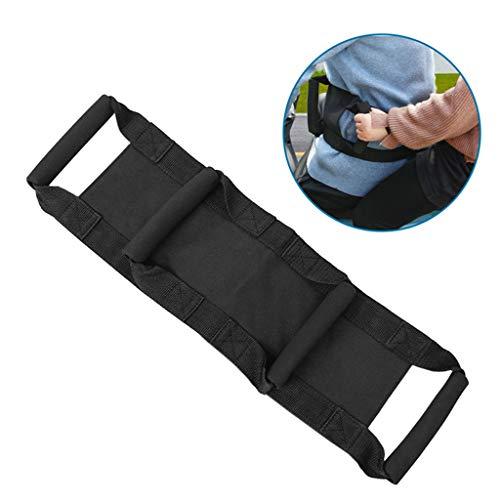 Guangruiorrty Sicherheitsgurt für Motorrad, Roller, Rücksitz, Beifahrergriff, rutschfest, für Kinder, 44,5 x 17,5 cm