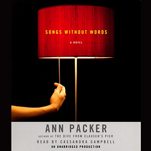 Songs Without Words audiobook cover art