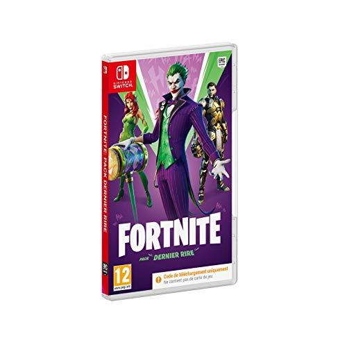 Fortnite : Pack Dernier Rire (Nintendo Switch)