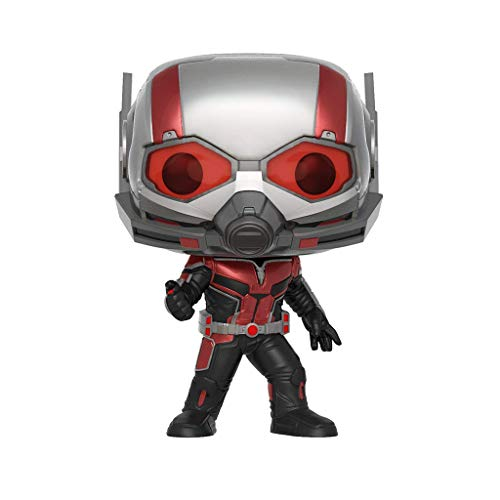 YM Modelo - Funko Pop Marvel: Ant-Man & The Wasp - Ant-Man (los Estilos Pueden Variar) (Color : A)