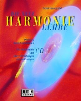 DIE NEUE HARMONIELEHRE 1 + 2 - arrangiert für Buch - mit CD [Noten / Sheetmusic] Komponist: HAUNSCHILD FRANK