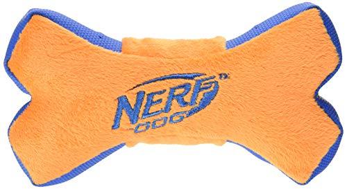 Nerf Perro trackshot Hueso Juguete, Medium