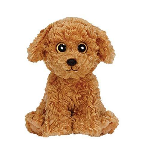 Gevulde Zachte Hondenspeelgoed Dierenpoppen, Gevulde Puppy Met Grote Ogen Dierenkussen, Babyslaappoppen, Kerstcadeau Voor Kinderen 25Cm