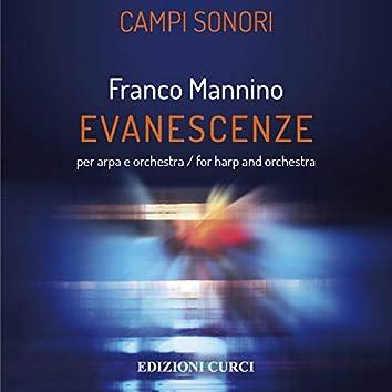 Evanescenze per arpa e orchestra