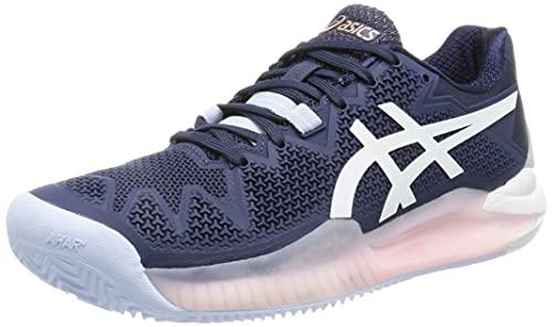 ASICS Gel-Resolution 8 Clay, Zapatillas Deportivas Mujer,...