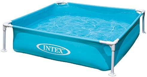 Intex 57173NP - Piscina desmontable mini small frame 122 x 30 cm, 342 litros