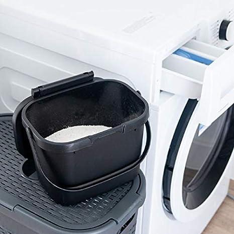 Addis Everyday Kitchen Komposteimer Plastik 4,5 l Salbeigr/ün 4.5 Litre