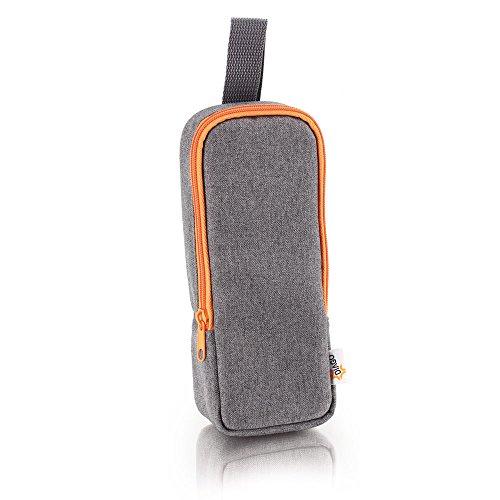 DIAGO 30051.75275 Deluxe Isoliertasche grau/orange