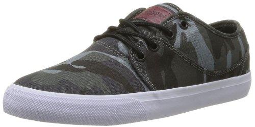 Globe Mahalo Unisex-Erwachsene Sneaker, Schwarz (black tonal camo 20049), Gr. 40.5 EU / 7 UK / 8 US